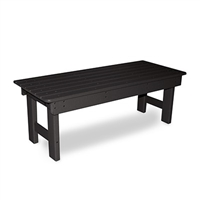 "48"" Backless Bench with Flat Seat"