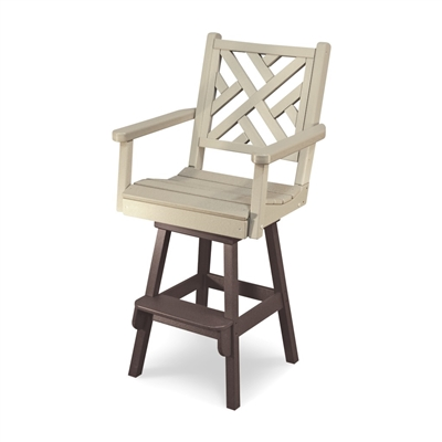 Bar Height Emerson Chair with Swivel Flex