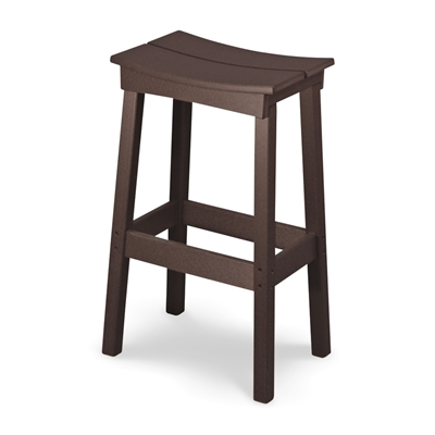 Bar Height Saddle Stool