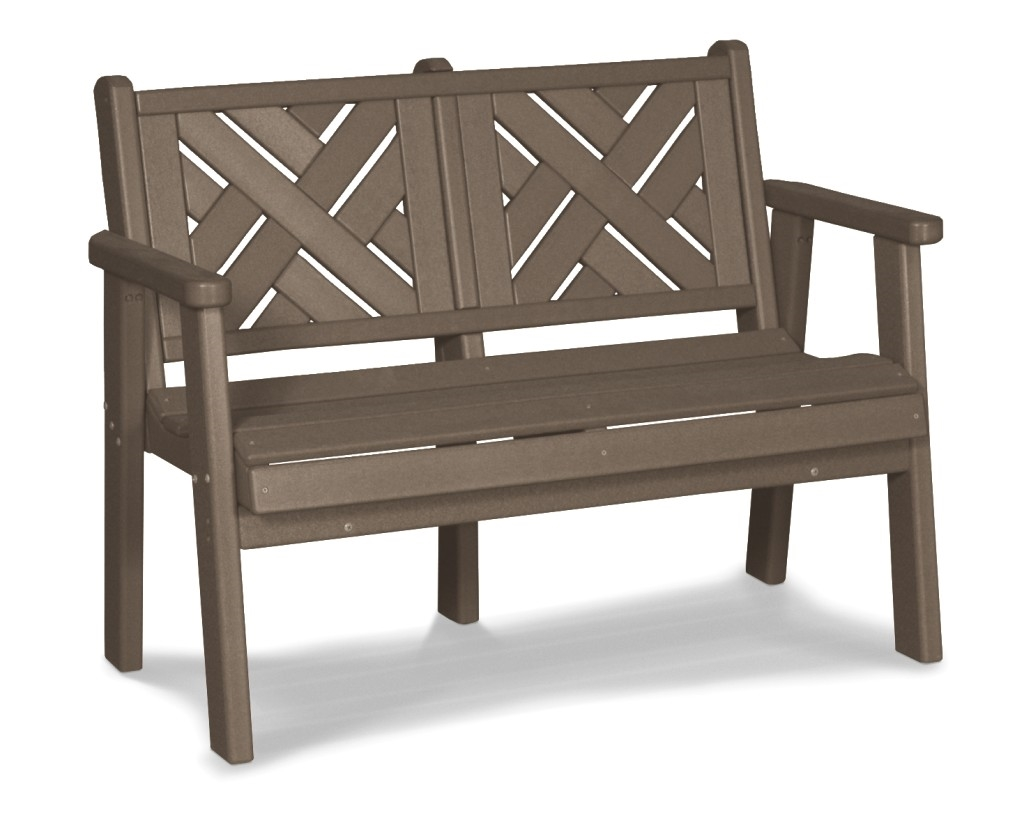 48 Chippendale Bench