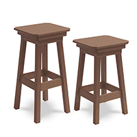 Counter Height Stool with Swivel