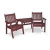 "Day Break Chair Tete-a-Tete 20"" Seat"