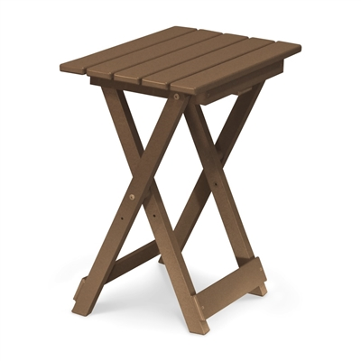 Folding Heritage Side Table