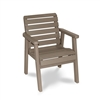 Garden Chair - Narrow Seat