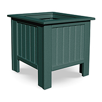 "21"" Square Planter Box"