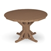 "48"" Pedestal Dining Table"
