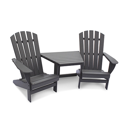 Windsor Adirondack Deluxe Chair Tete-a-Tete