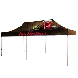 20' UV Printed Full-Colour Canopy Tent