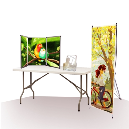 Trade Show Booth Package -- Expo