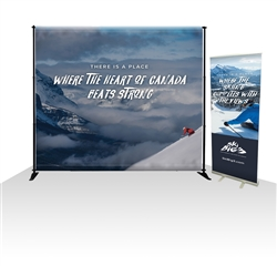 Trade Show Package - Silver Class 10 x 8