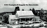 Campbell Supply Company Kit HO scale