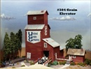 Grain Elevator Kit HO scale