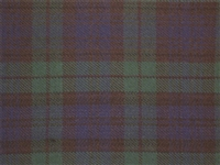 Acrylic Hybrid Kilts - Black Watch Tartan