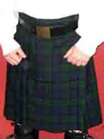 Economy Kilt - Black Watch Tartan