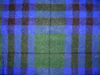 Acrylic Sash - Keith Modern Tartan - Special Order (8 week delivery)
