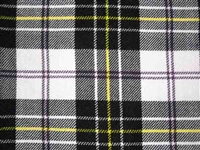 Acrylic Sash - MacPherson Dress Tartan - Special Order (8 week delivery)