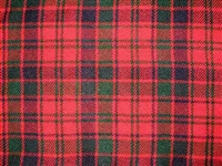Acrylic Sash - Robertson Modern Tartan - Special Order (8 week delivery)