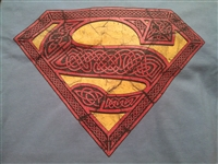 Superman Celtic Tshirt