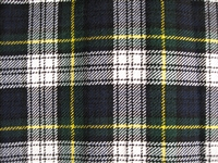 Wool Blend - Gordon Dress Tartan