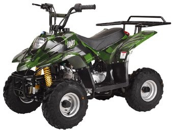 ATV 110cc GREEN CAMO