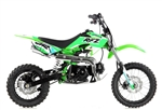 110CC KICK START MEDIUM DIRT BIKE