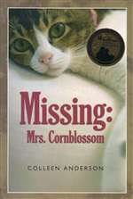 Missing: Mrs. Cornblossom (Autographed)