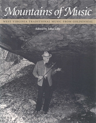 Mountains of Music: West Virginia Traditional Music from Goldens
