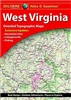 West Virginia Atlas & Gazetteer: 4th edition