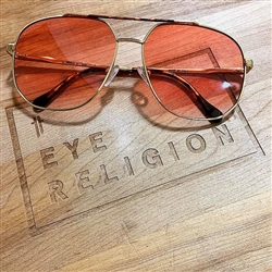 Hilton 605 Vintage Sunglasses w/ Custom Lenses