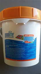 "Poolife 3"" Tabs 21lb. Bucket"