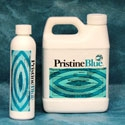 Pristine Blue 8oz. bottle