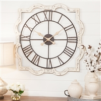 4371 - Eloise French Country Wall Clock