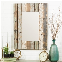 5186 - Torres Farmhouse Wall Mirror