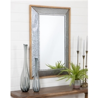6176 - Crosby Farmhouse Wall Mirror