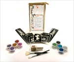 Glitter Tattoo Kit, Glimmer tattoo, henna Tattoos Big Party Kit