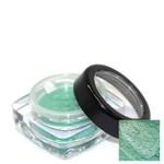 Cosmetic Peacock Green Mica Powder for body art