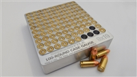100-Hole 9mm Luger Chamber Checker Cartridge Case Gauge