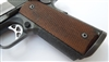 Grip Tape 1911 pistol frame front checkered