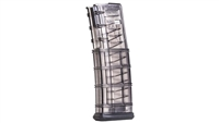 30 Round Smoke colored translucent 30 round magazine for the M16 / AR15 rifle and carbine