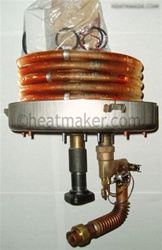2400-032 Heatmaker Coil, Combustion Chamber Coil Assy for pre M2 - before serial # X91-1318