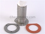 2400-040 H-HWM2 Heatmaker Burner, Flameholder Assy, with Gaskets - Burner