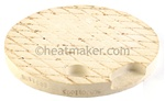 2400-052 H-HWM2  Insulation for Combustion Chamber Coil (top)