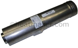 "2400-424   12"" to 19"" Telescoping Vent Pipe"