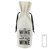Canvas Wine Bag, Wine Pairs