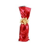 Mylar Gift Bags, Red