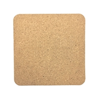 Cork Coaster, Square