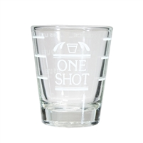 Bulk Shot Glass W/Measurements