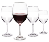 Perfect Stemware, Big Red Wine, Set of 4