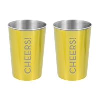 Excursion Wine Cup, Cheers, Set of 2