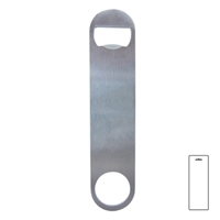 Bar Blade Bottle Opener, Carded